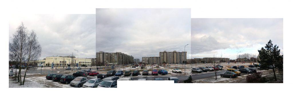 Teritorija besiribojanti su Tolminkiemio, Donelaičio ir Įsruties gatvėmis.