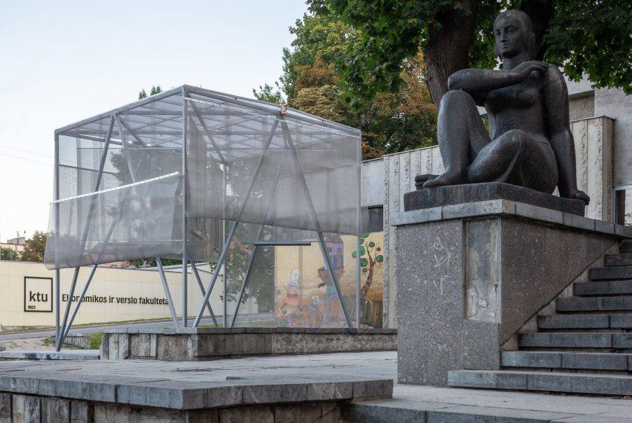 """Galerija be sienų – """"Office de Achitectura"""", vienas praėusio konkurso nugalėtojų"""